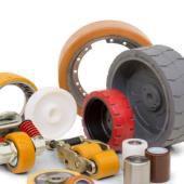 Lastrollen & Räder nach Hersteller